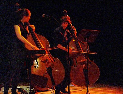 Ida Hansen and Jonathan Heilbron