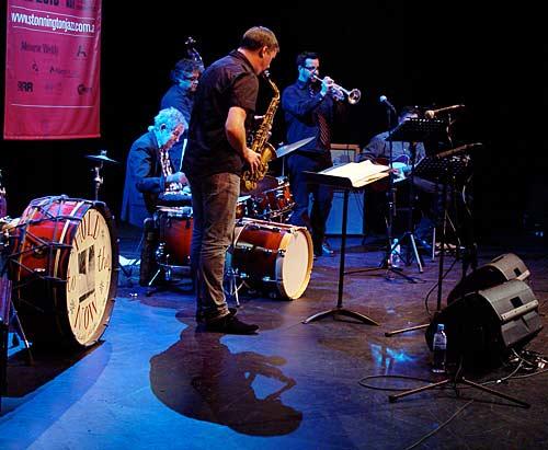 Allan Browne Quintet