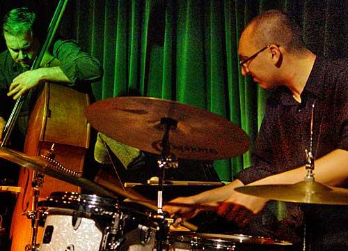 Tom O'Halloran Trio