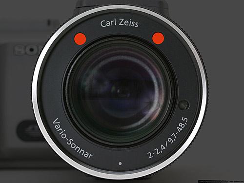 Sony F717 Nightshot