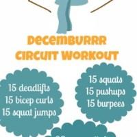 Weekly Workout Recap (12/16-12/22)