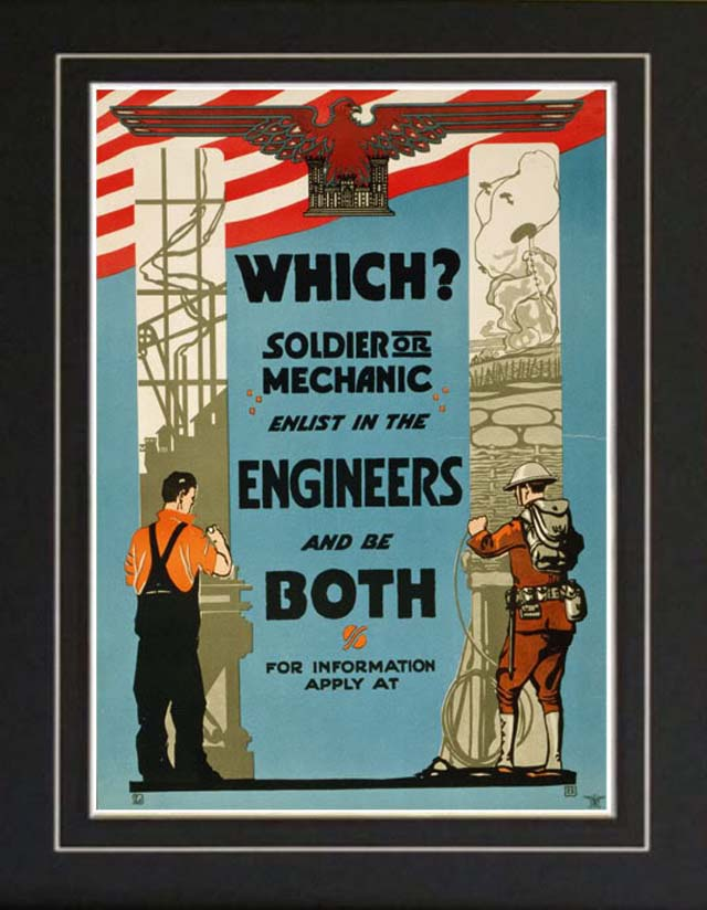 25 Awesome Vintage Army Recruitment Posters