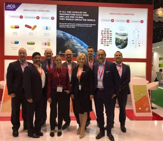 ACG Capsules set for European expansion