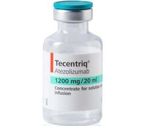 Positive Phase 3 data for Roche's Tecentriq plus chemo