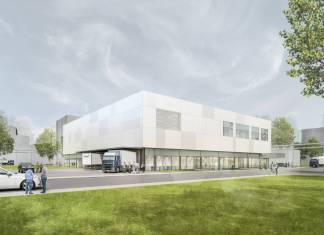 BI breaks ground at €85m manufacturing facility
