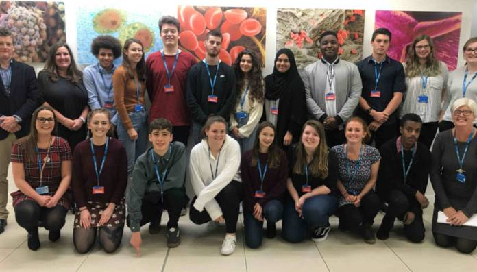 Advanced therapy focussed apprenticeship programme launched