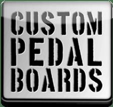 Custom Pedalboards