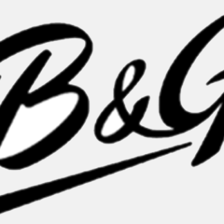 B & G Electric guitars