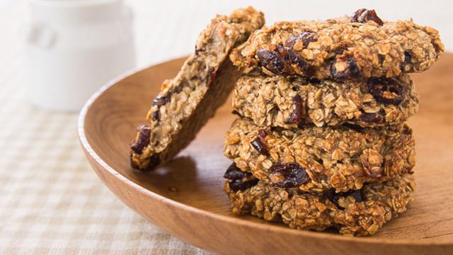 Vegan Oatmeal Cookies Recipe | Snack Recipes | PBS Food