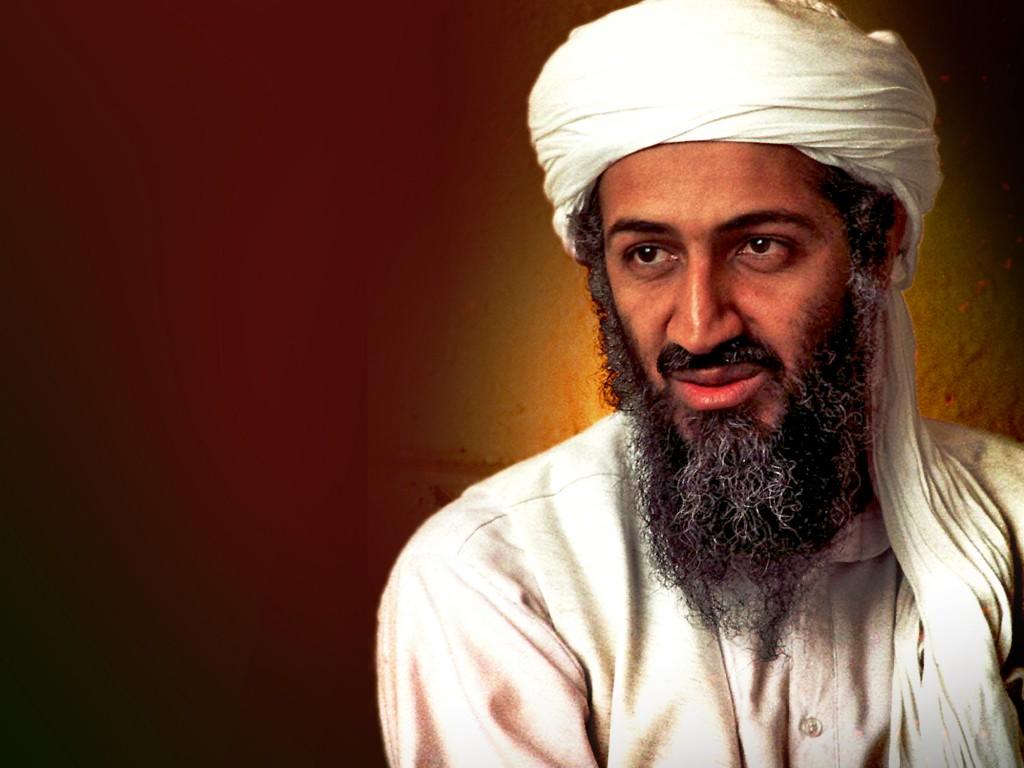 File photo of al-Qaida founder Osama bin Laden by Associated Press