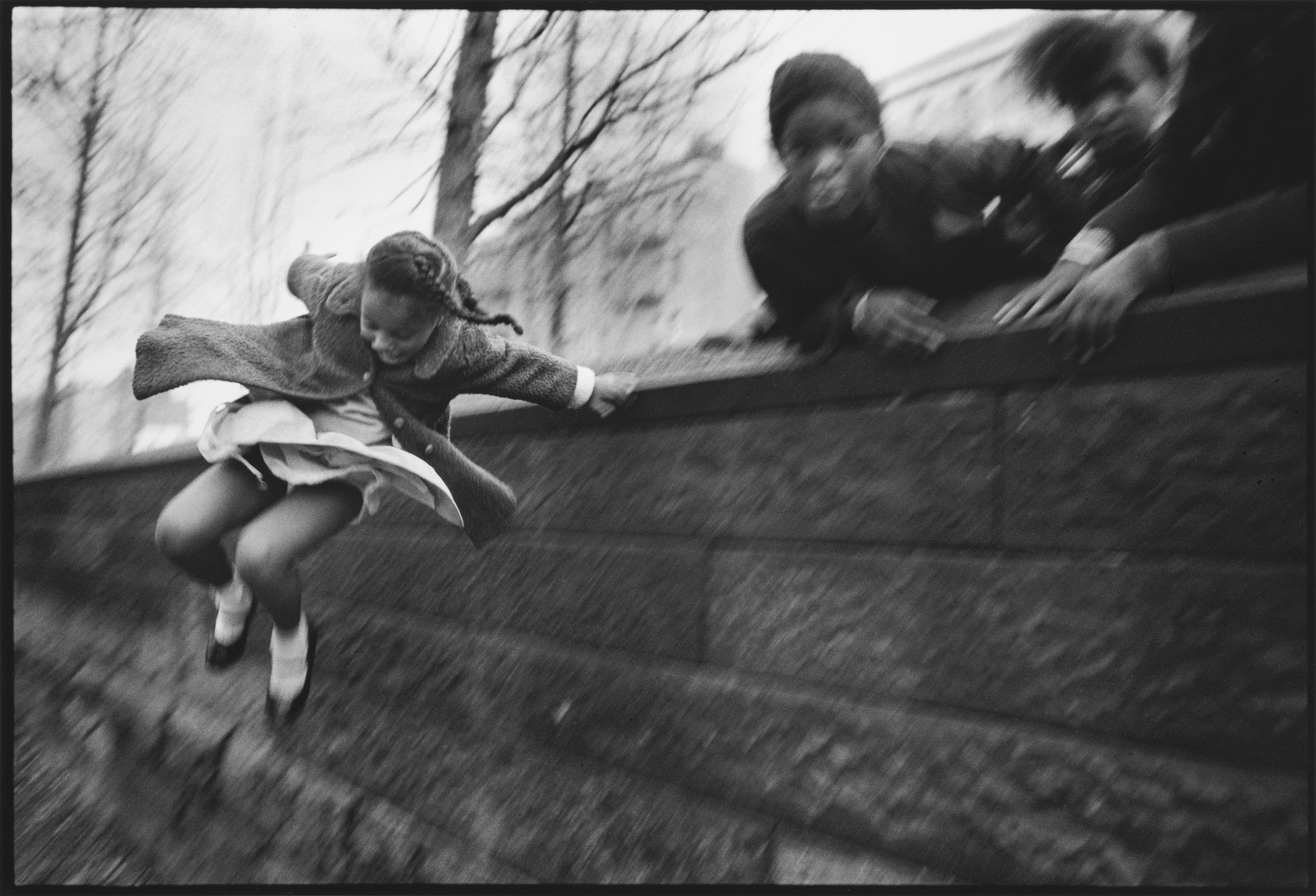 Central Park, New York City in 1967. Photo by Mary Ellen Mark