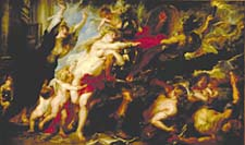 Consequences of War by Rubens