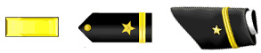 Insignias of Ensign