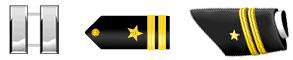 Insignias of Lieutenant
