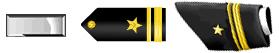 Insignias of Lieutenant, Junior Grade
