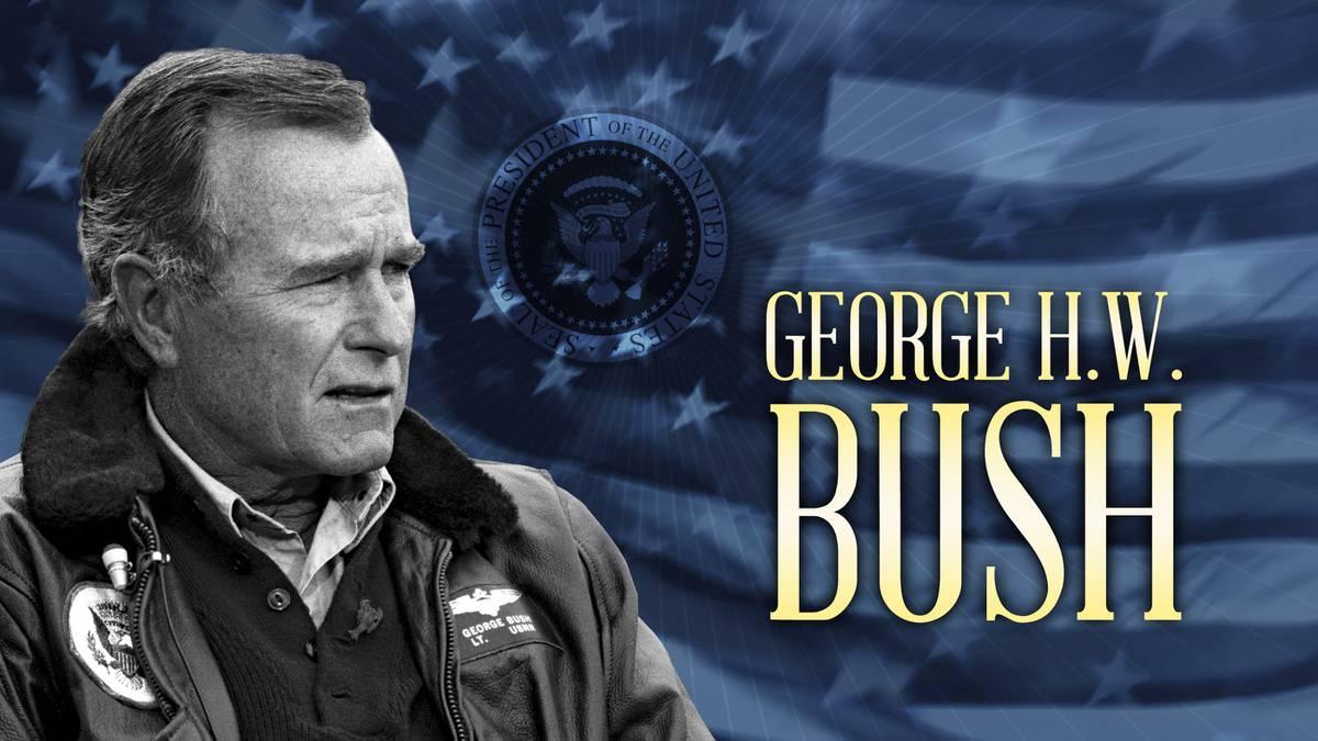 George W Bush First Term President