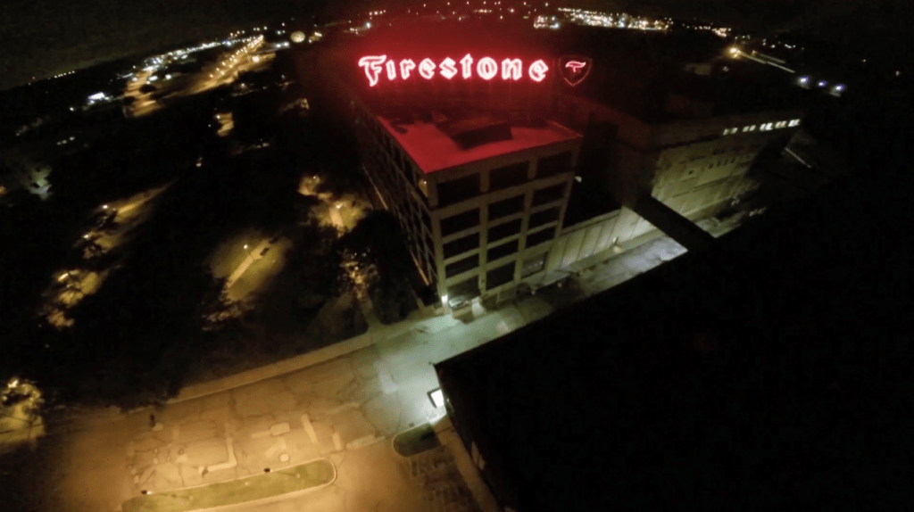 Firestone And The Warlord The Untold Story Of Firestone Charles