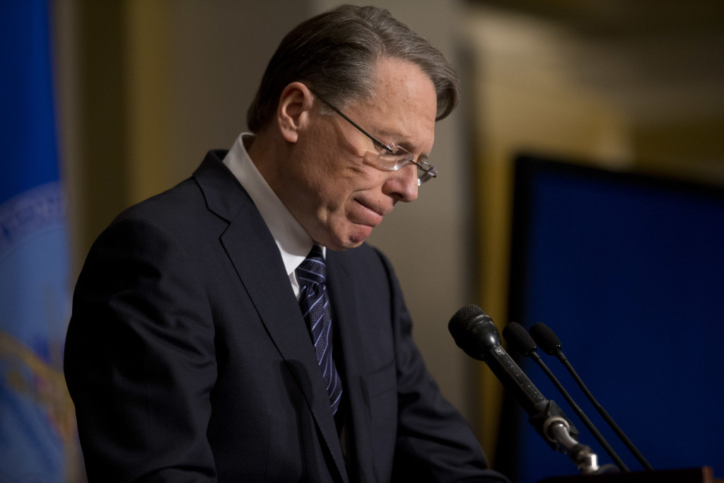Exclusive: Inside the NRA's Response to Newtown