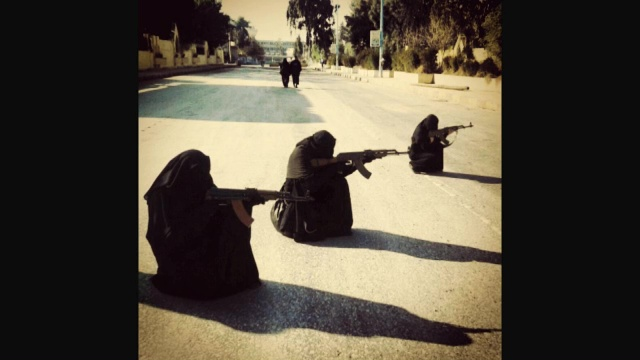 How ISIS Is Using Women To Police Other Women
