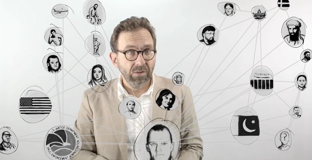 Interactive David Coleman Headleys Web Of Betrayal A