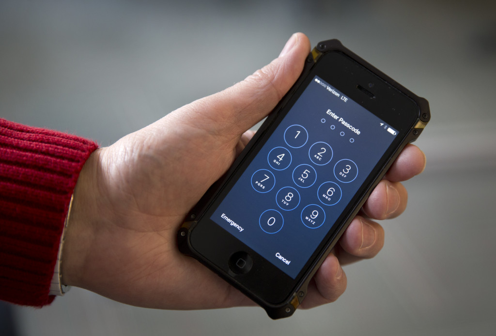 A U.S. magistrate judge has ordered Apple to help the FBI break into an iPhone used by one of the gunmen in the mass shooting in San Bernardino, Calif.