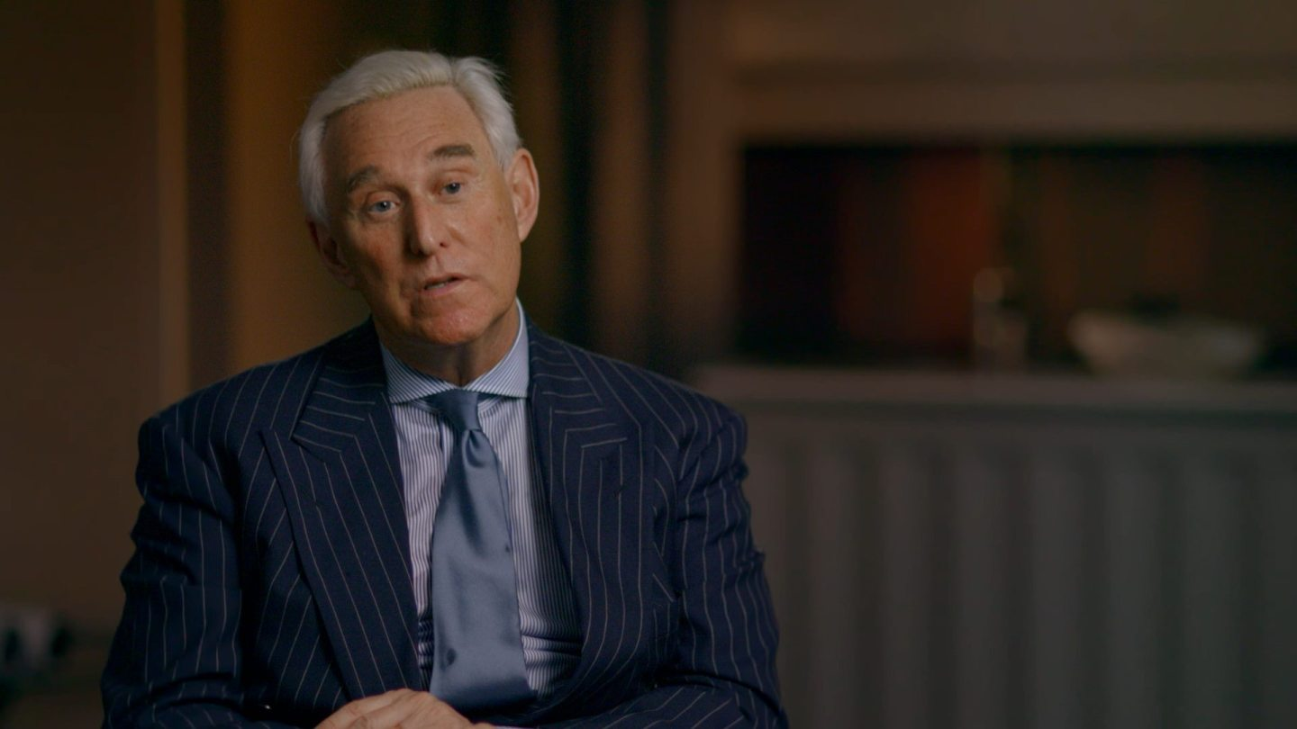 Before Indictment, Roger Stone Had Longtime Ties to Trump
