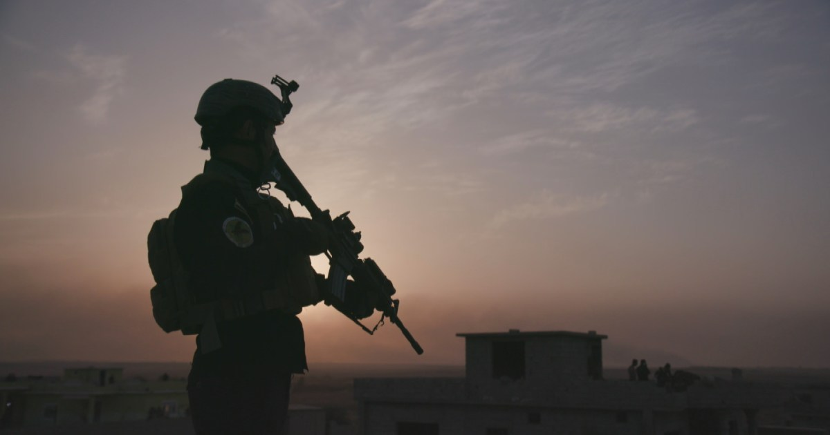 Hunting ISIS | Watch S35 E8 | FRONTLINE | PBS | Official Site