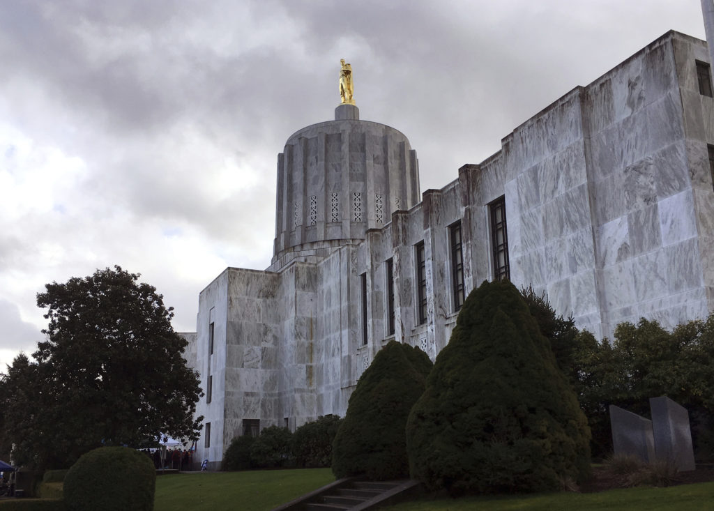 Lawmakers in the Oregon state house voted in 2017 to introduce new protections for women in the janitorial industry. Those safeguards took effect this month.