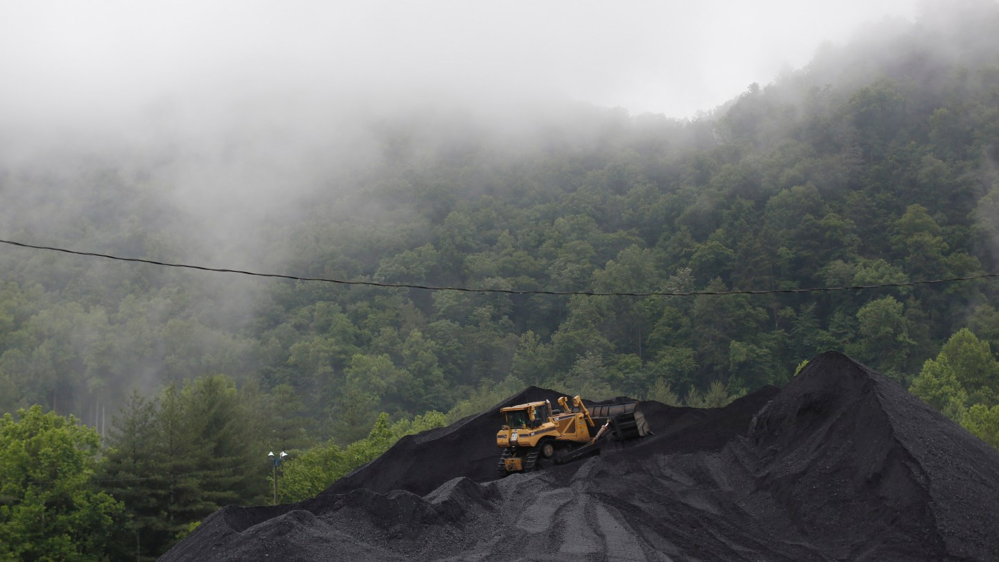 An Epidemic Is Killing Thousands Of Coal Miners. Regulators Could Have Stopped It.