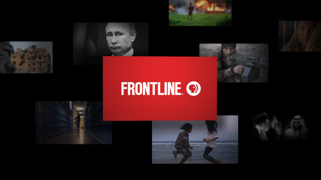 FRONTLINE Wins First duPont-Columbia Gold Baton Given in a Decade