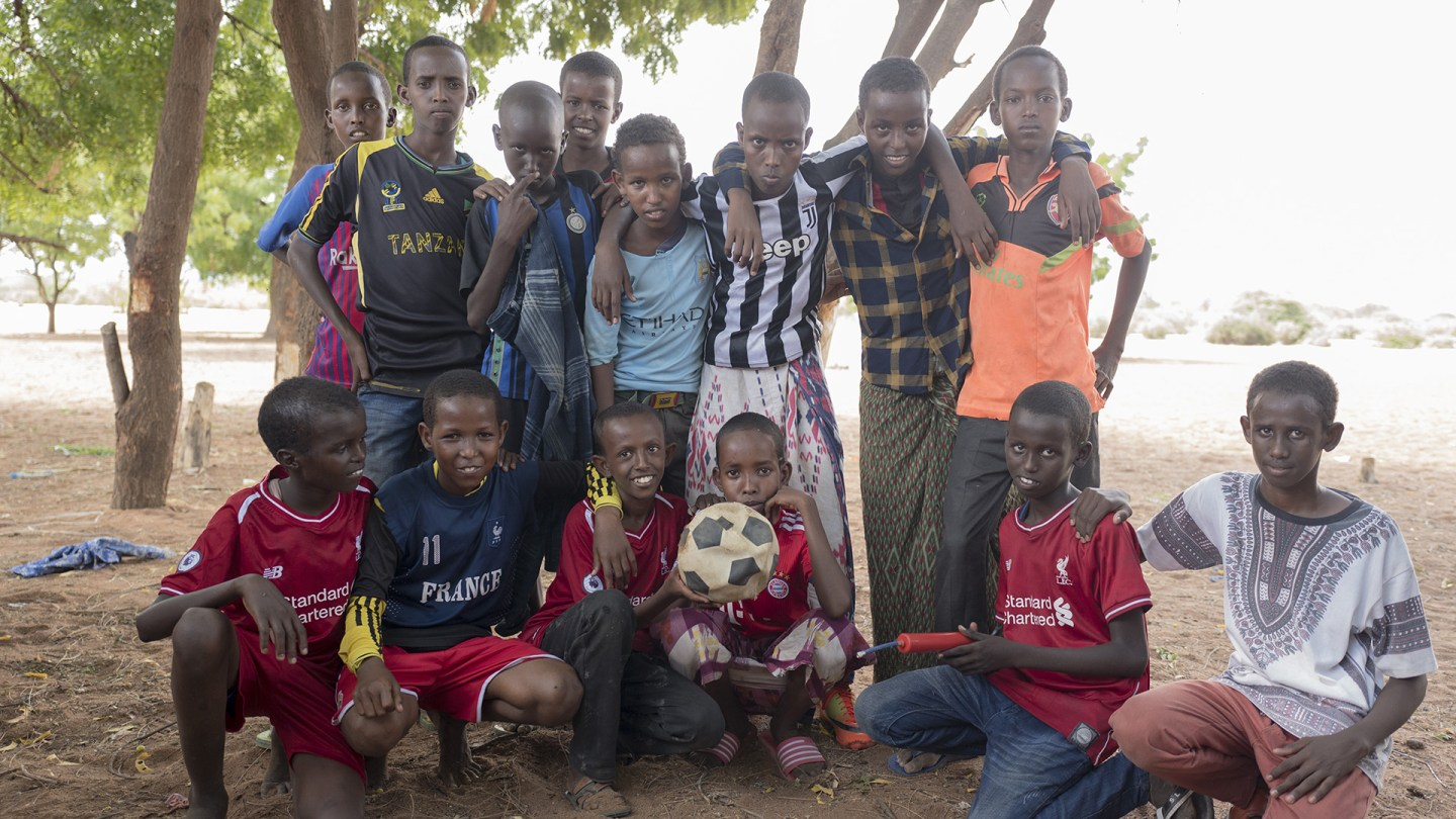 Meet Muzamil, and See Scenes from Dadaab