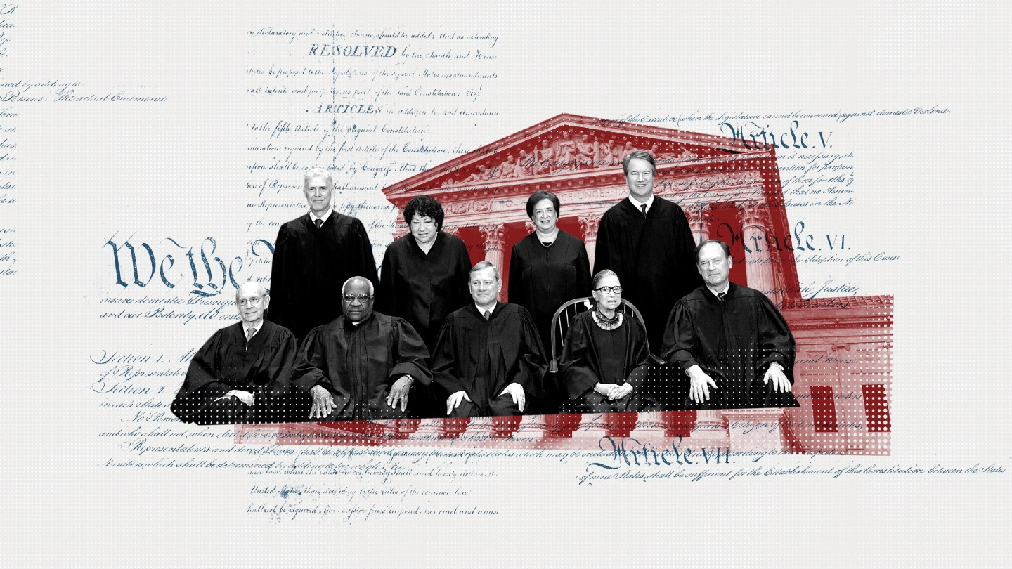 SCOTUS cover image