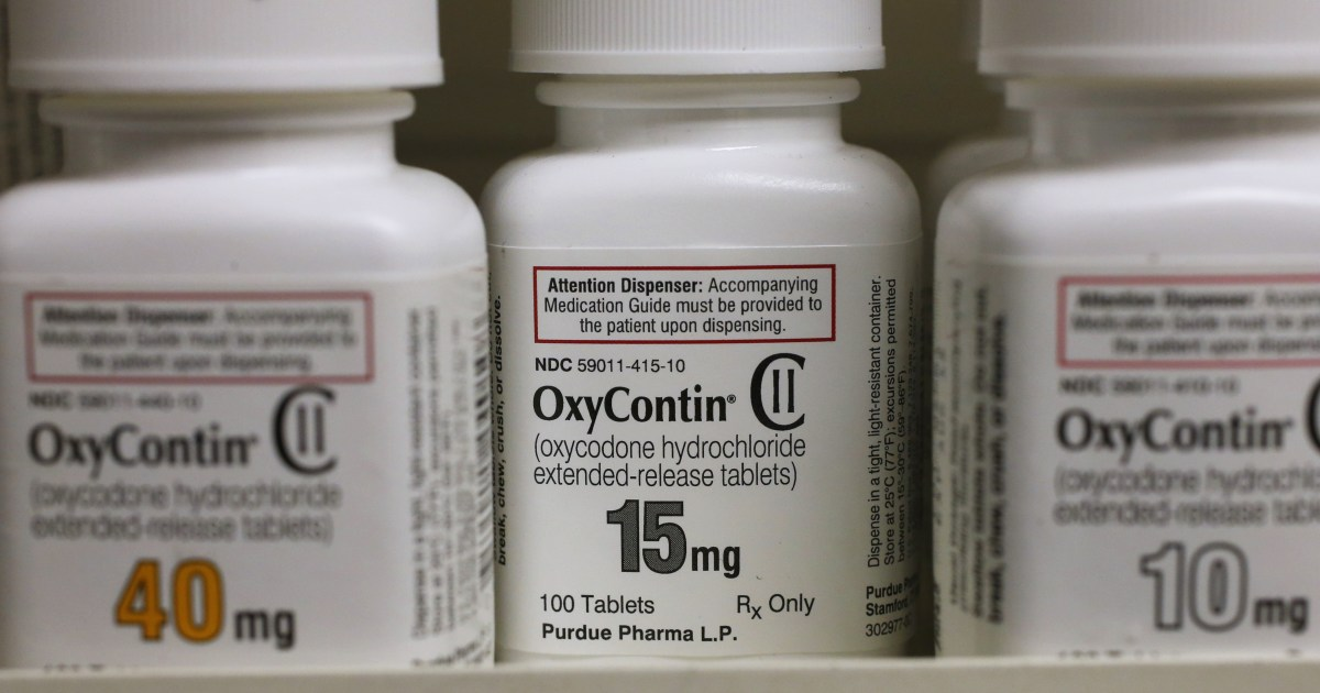 Revisit Purdue Pharma's Role in the Opioid Crisis