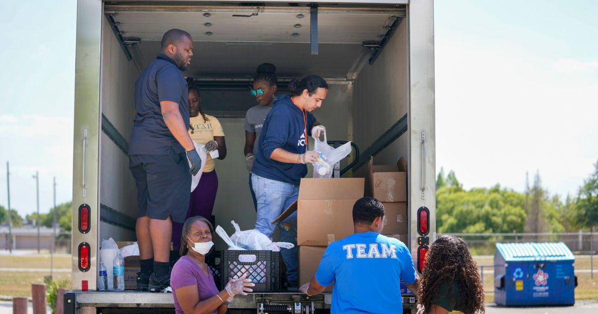Nonprofit Mobilizes to Replace Lost School Meals Across Tampa Bay Area