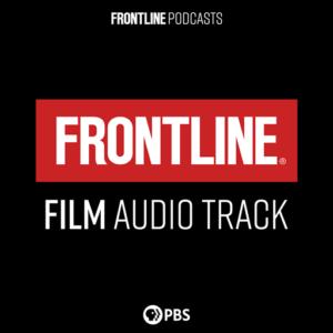 FRONTLINE Film Audio Track logo