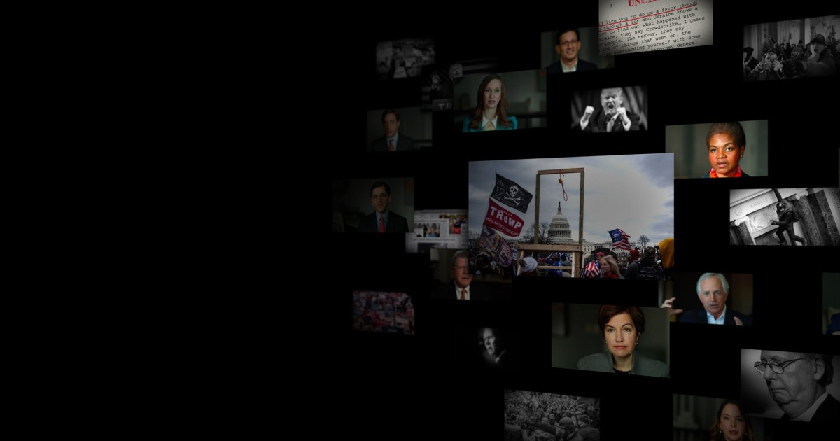 The Frontline Interviews: Trump's American Carnage