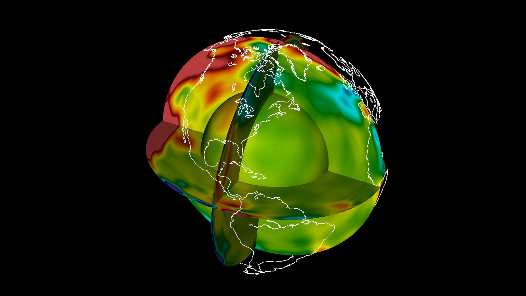 Math Proof Could Help Us Describe The Earth S Interior