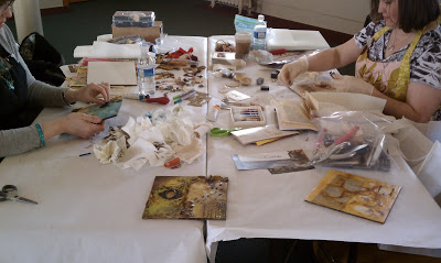 ArtFest workshop day 1!