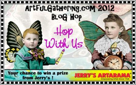 artful gathering blog hop artist