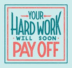 hard work oon