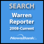 NewsBank: Warren Reporter 2008-Current
