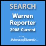 NewsBank: Warren Reporter 2008-Current