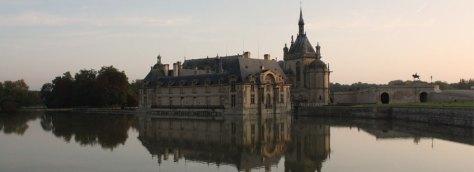photo château de Chantilly
