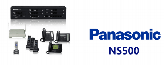 Panasonic NS500 Pbx System