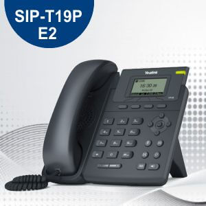 Yealink SIP T19P E2 IP Phone Dubai