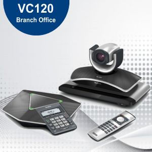 Yealink VC120 Video Conference System