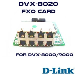 Dlink-DVX8020-FXO-EXPANSION-CARD-F0R-DVX8000-9000