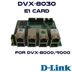 Dlink-DVX8030-E1-EXPANSION-CARD-F0R-DVX8000-9000