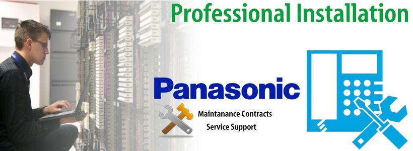 Panasonic PBX Installation Dubai