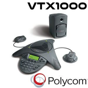 Polycom-VTX1000-Conference-PHONE-DUBAI-UAE